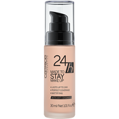Bild: Catrice 24H Made To Stay Make Up 010 nude beige