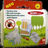 Bild: WUNDmed Zecken-Set