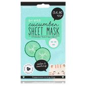 Bild: Oh K! Sheet Mask Cucumber