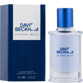 Bild: David Beckham Classic Blue EDT 40ml