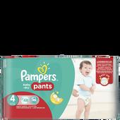 Bild: Pampers Baby-Dry Pants Gr.4 (8-14 kg) Big Bag