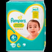 Bild: Pampers premium protection Gr. 4+(9-18kg) Value Pack