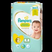 Bild: Pampers premium protection new baby Windeln Gr. 2 (3-6kg)