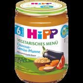 Bild: HiPP Couscous-Gemüse Pfanne