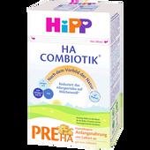 Bild: HiPP Pre HA Combiotik Anfangsnahrung