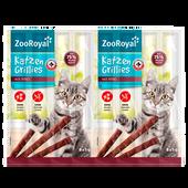 Bild: ZooRoyal Katzen Grillies mit Rind