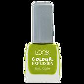 Bild: LOOK BY BIPA Colour Explosion Nagellack crazy green