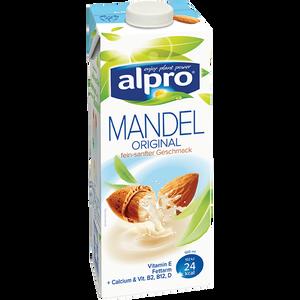 Bild: alpro soya Mandel Original Drink