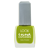 Bild: LOOK BY BIPA Colour Explosion Nagellack crazy green