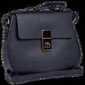 Bild: LOOK BY BIPA Crossbody Bag schwarz mit Taschengriff