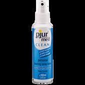 Bild: pjur med Clean Spray