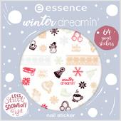 Bild: essence Winter Dreamin' Nail Sticker