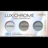 Bild: Catrice Lux Chrome Nail Powder Kit