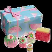 Bild: Bomb Cosmetics Thanks a Melon Geschenkset