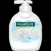 Bild: Palmolive Naturals Flüssigseife Sensitiv mit Milchproteinen