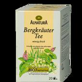 Bild: ALNATURA Bergkräuter Tee