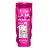 Bild: L'ORÉAL PARIS ELVITAL Nutri-Gloss Luminizer Shampoo