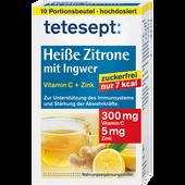 Bild: tetesept: Heiße Zitrone mit Ingwer