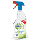 Bild: Dettol Desinfektions Reiniger Limetten und Minzduft