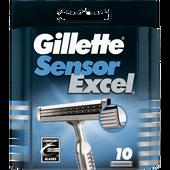 Bild: Gillette Sensor Excel Rasierklingen