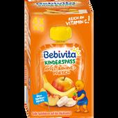 Bild: Bebivita Apfel-Banane-Pfirsich