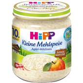 Bild: HiPP Milchreis Apfel