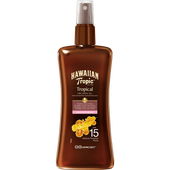 Bild: Hawaiian Tropic Tropical Dry Spray Oil LSF 15