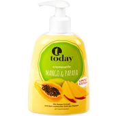 Bild: today Cremeseife Mango & Papaya