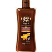 Bild: Hawaiian Tropic Tropical Dry Oil LSF 6