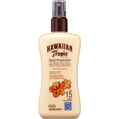 Bild: Hawaiian Tropic Satin Protection Sonnenspray LSF 15