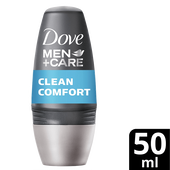 Bild: Dove MEN+CARE Clean Comfort Deo Roll-on