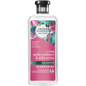 Bild: Herbal essences Shampoo Clean Weiße Erdbeere & Süße Minze