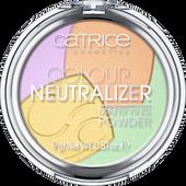 Bild: Catrice Colour Neutralizer Mattifying Powder