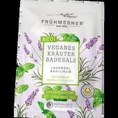 Bild: FRÜHMESNER Lavendel Basilikum Kräuter-Badesalz