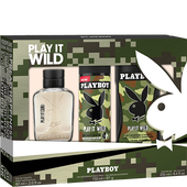Bild: Playboy Play It Wild Duftset