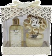 Bild: Beauty Bath Pflegeset white Christmas Line