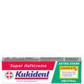 Bild: Kukident Super-Haftcreme Neutral