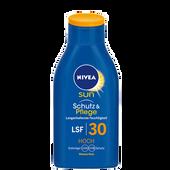 Bild: NIVEA Sun Pflegende Sonnenmilch LSF 30 Mini