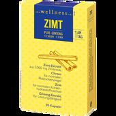 Bild: wellness Zimt plus Ginseng Kapseln