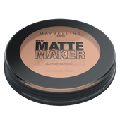 Bild: MAYBELLINE Matte Maker Powder amber beige