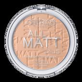 Bild: Catrice All Matt Plus Shine Control Powder sand beige