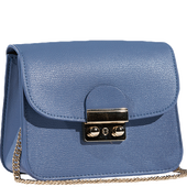 Bild: LOOK BY BIPA Crossbody Bag hellblau