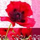 Bild: PAPSTAR Servietten Poppy Flower