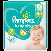 Bild: Pampers Baby-Dry Gr. 7 (15+ kg) Value Pack