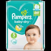 Bild: Pampers Baby-Dry Gr. 5 (11-16kg) Probierpack