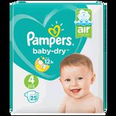 Bild: Pampers Baby-Dry Gr. 4 (9-14kg) Probierpack