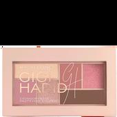 Bild: MAYBELLINE Gigi Hadid Eyeshadow Palette cool