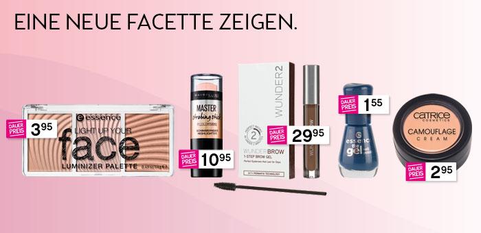 Eine neue Facette zeigen mit den Beauty Produkten im BIPA Online Shop.