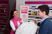 BIPA Textilreinigung jetzt auch in Westösterreich