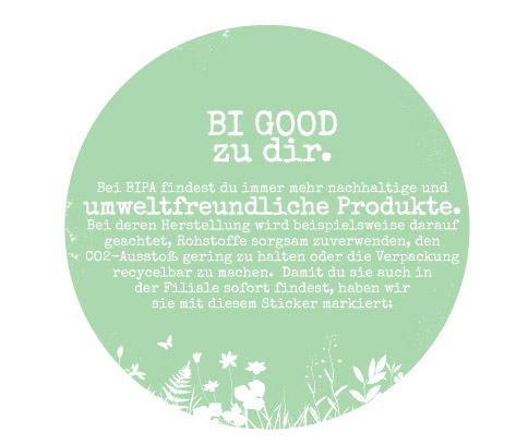 bi good zu dir - umweltfreundliche Produkte